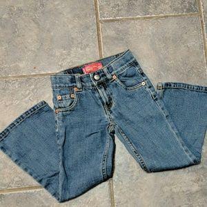 Levi's 517 girls size 5